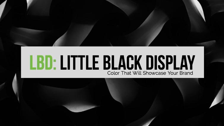 little black display
