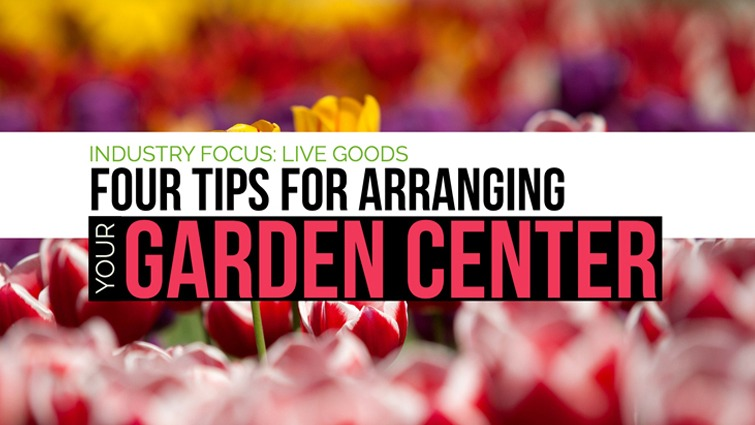 four tips for arranging your garden center header