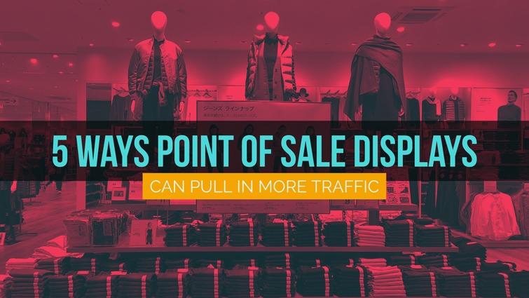 point of sale displays header