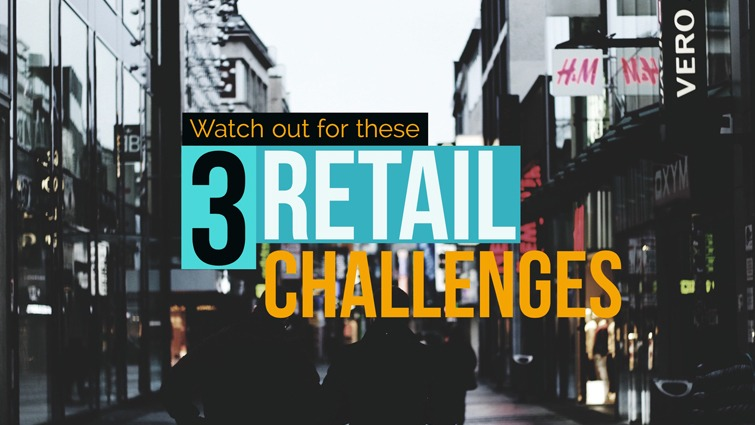 three retail challenges header