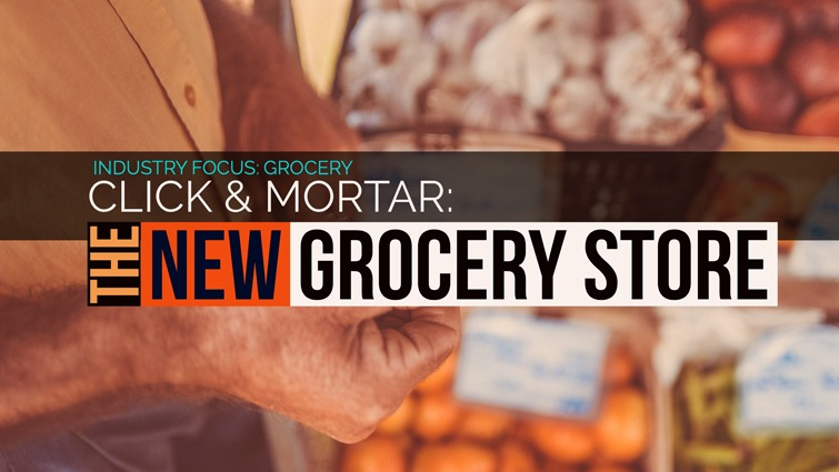 the new grocery store is online