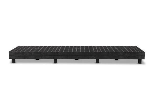 Double Stack Platform Display Grid Top