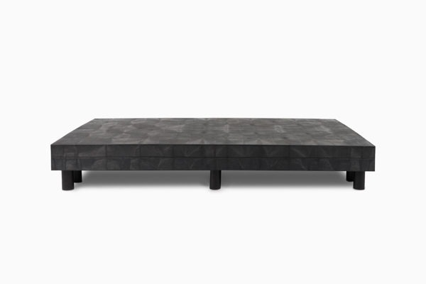 66x36 Solid Top Platform Raised Double Stack