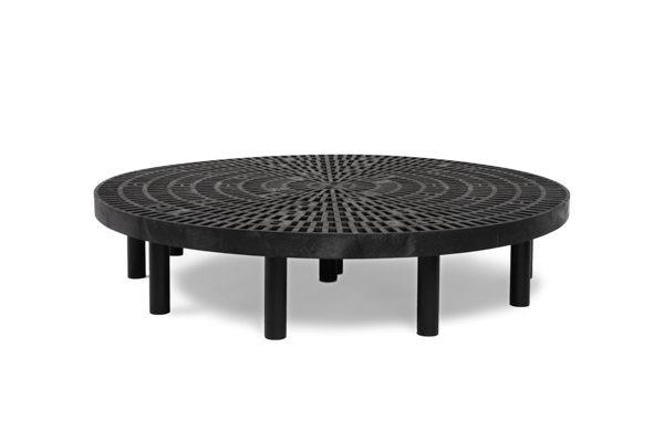 60-inch Single Level Round