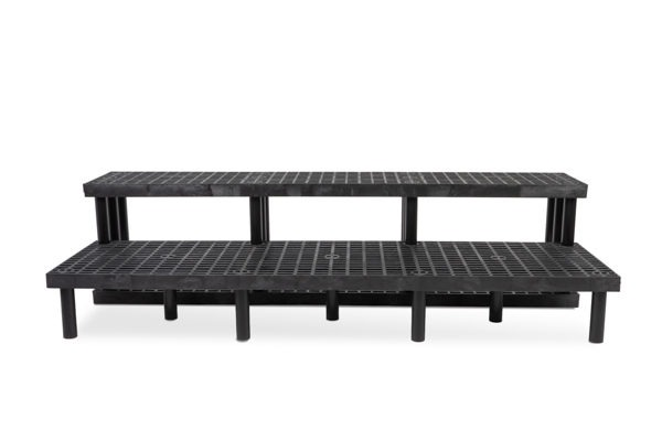 96-inch Two Step Single Sided Heavy Duty Wide