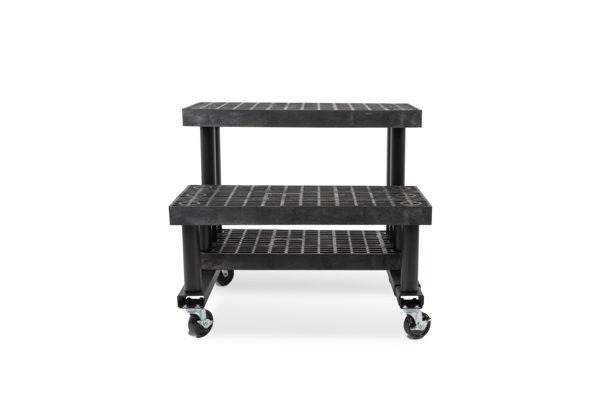 36-inch Two Step Single Sided Cart