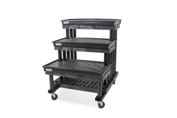36-inch Three Step Waterbed™ Cart