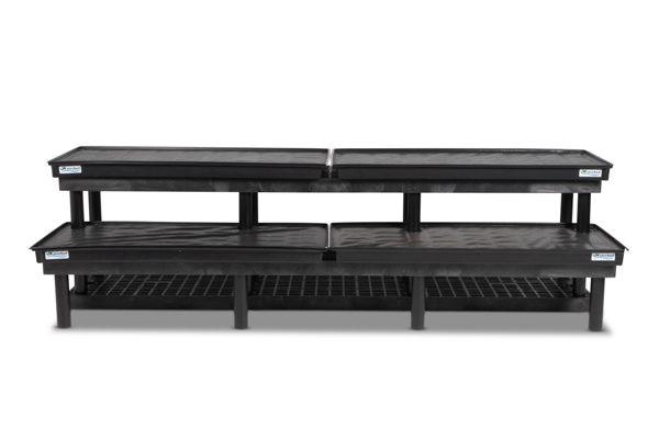 Two Step Waterbed™ Display
