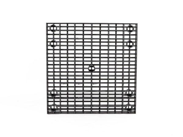 underside view of plastic 36x36 Grid Top