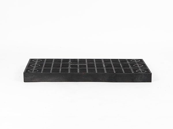front view of plastic 36x16 Grid Top