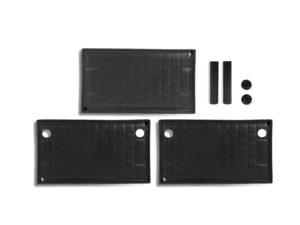 """Three Step Pyramid Display WaterBed™ Retrofit Kit 36"""""""