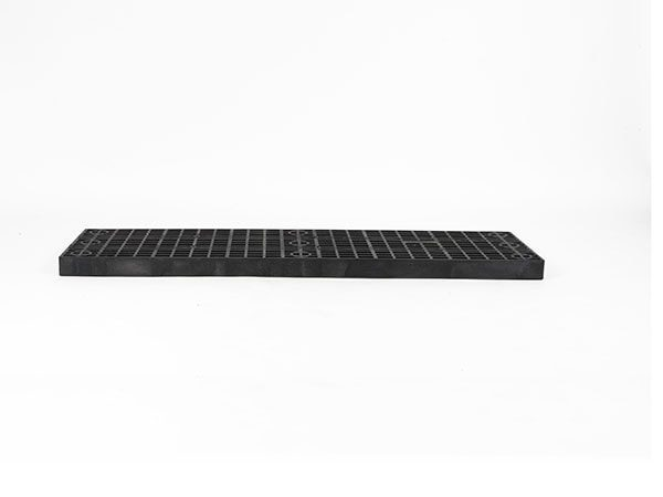 front view of plastic 66x16 Grid Top
