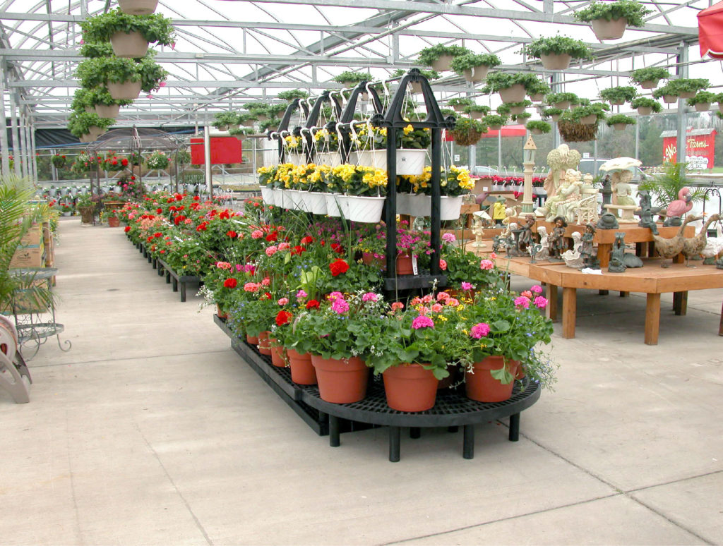 Plant Hanger Plus in Garden Center